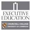Moller Centre/Executive Education at Churchill College logo